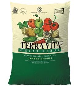 Грунт Живая земля (Terra Vita) «Универсальный»