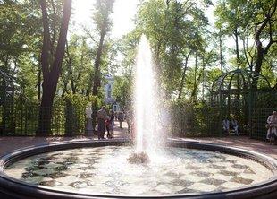 Летний сад откроют ко дню города