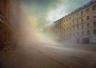 Пылевые бури в Петербурге